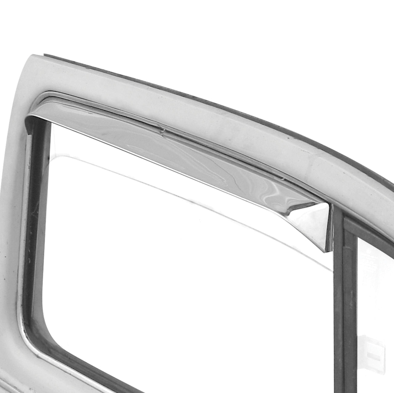 STAINLESS STEEL VENT SHADES VW TYPE 3 SQUAREBACK, FASTBACK 1966-74, PR