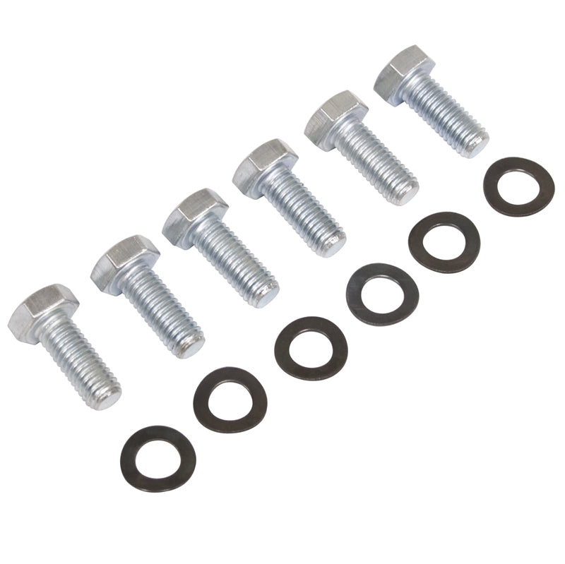 HD CLUTCH BOLT KIT, INCLUDES 8.8 BOLTS & WAVE WASHERS