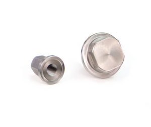 Stainless Steel Bolt and Nut Set