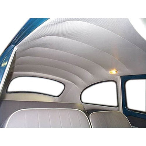 VW HEADLINER, 58-67 IVORY