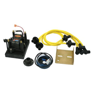 COMPU-FIRE DIS IGNITION SYSTEM, YELLOW WIRES