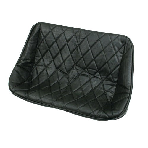 "38"" Rear Bench Seat Cover, Diamond Pattern"