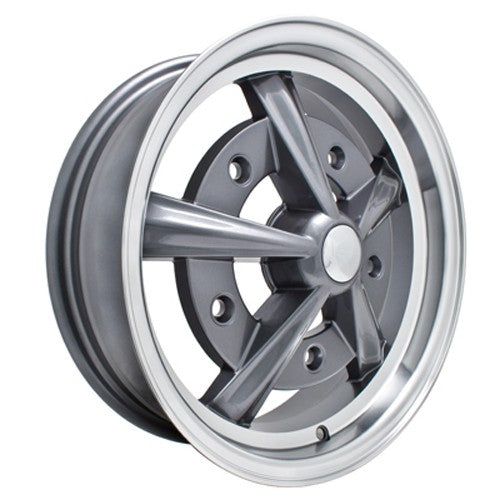 "Raider Wheel, Grey, 17X7"", 5 On 205mm"