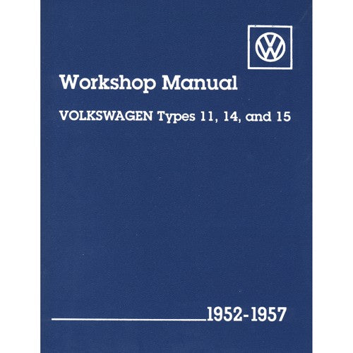 VW TECH BOOK 52-57