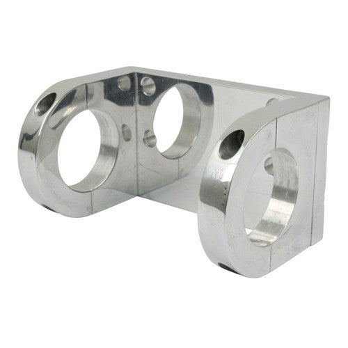 "Billet Mounting Plate, For 1"" Tube, Each"