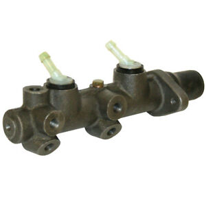 DUAL MASTER CYLINDER 20.6MM VW BUG - GHIA W/DISC BRAKES, All Bugs Except Super Beetles
