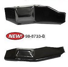 HEAT DEFLECTOR,LEFT,BLK,EA