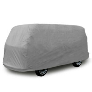 VW TYPE 2 CAMPER BUS CAR COVER 1968-1992 REPELLS RAIN DUST SNOW