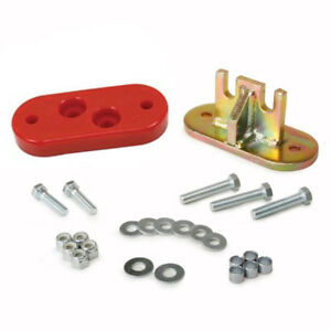 TRANS MOUNT ADAPTER KIT - LATE CHASSIS W/ 2 BOLT NOSE CONE
