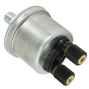 "VDO Oil Pressure Sender, 80 PSI & Warning Light, 2 Post, 1/8""-27 NPT"