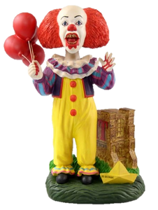 IT Blood Splattered Pennywise Bobblehead NYCC 2018 Exclusive - Kal-Electibles