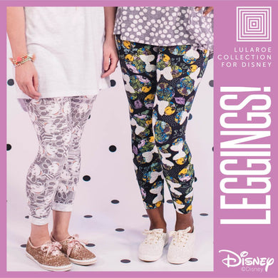 LuLaRoe Collection For Disney OS Legging Random Pick