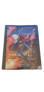 Superman Artissimo Comic Cover Mini Canvas Prints 2 Pack