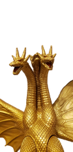 Load image into Gallery viewer, 1998 King Ghidorah Godzilla Monster Kaiju Sofubi Vinyl