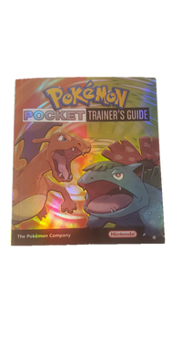 2004 Pokemon Pocket Trainers Guide Gameboy Advance Promo