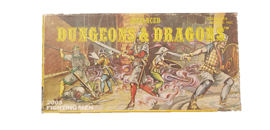 1980 Advanced Dungeons and Dragons #2005 Fighting Men