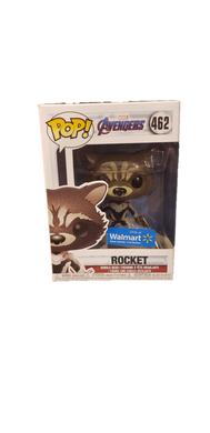 Funko Pop! Avengers Endgame Rocket Walmart Exclusive #462