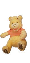 "Load image into Gallery viewer, 12"" Disney Store Spring Shine Winnie The Pooh Very Soft Plush"