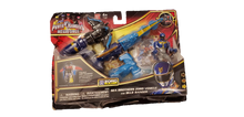 Load image into Gallery viewer, 2012 Power Rangers MegaForce Sea Brothers Zord Vehicle And Blue Ranger