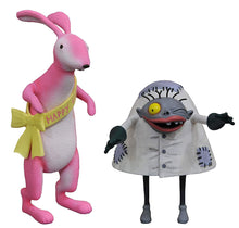 Load image into Gallery viewer, DST Nightmare Before Christmas : Easter Bunny & Igor Figure 2 Pack - Kal-Electibles