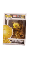 Load image into Gallery viewer, Funko Pop! Marvel Doctor Strange Gold Chrome #439