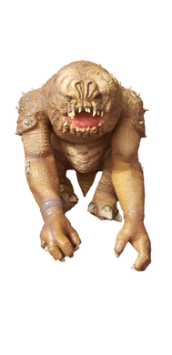 2015 Disney Theme Park Exclusive Star Wars Latex Rancor 12