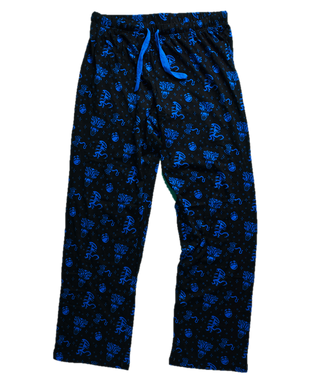 Loot Crate Alien Lounge Pajama Pants Size L