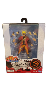 Naruto Shippuden Naruto Sage Mode Exclusive Figure