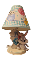 Load image into Gallery viewer, 1997 Original Baby Looney Tunes Baby Bugs Bunny ABC Lamp