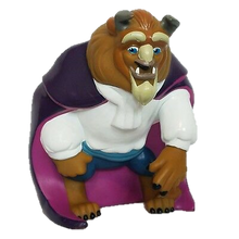 Load image into Gallery viewer, 1993 Beauty & The Beast - Beast PVC Coin Bank