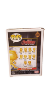 Load image into Gallery viewer, Funko Pop! Marvel Black Widow Gold Chrome #380