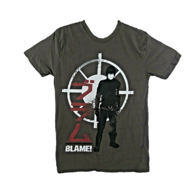 Loot Anime Exclusive Blame! Rise Up T Shirt Small