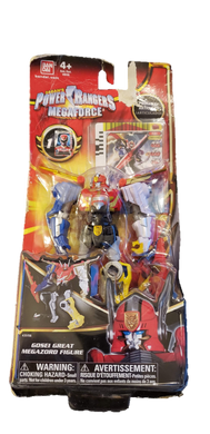 Power Rangers Megaforce Gosei Great Megazord 6