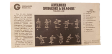 Load image into Gallery viewer, 1980 Advanced Dungeons and Dragons #2005 Fighting Men