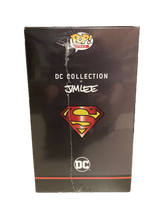 Load image into Gallery viewer, Funko POP! and T-Shirt: Superman by Jim Lee