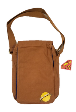 World's Finest Collection Exclusive Daily Planet Superman Reversible Reporter Bag