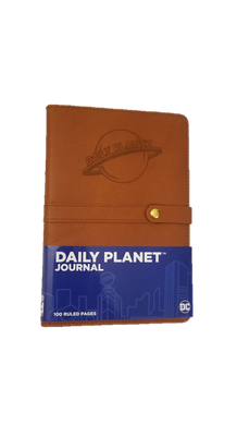 Worlds Finest Collection Exclusive Daily Planet Journal