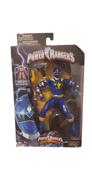 Power Rangers Dino Thunder Legacy Blue Ranger Figure