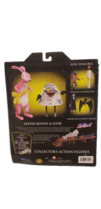 DST Nightmare Before Christmas : Easter Bunny & Igor Figure 2 Pack - Kal-Electibles