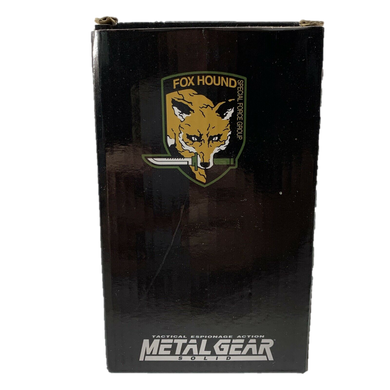 Metal Gear Solid Fox Hound Loot Gaming Exclusive Pint Glass