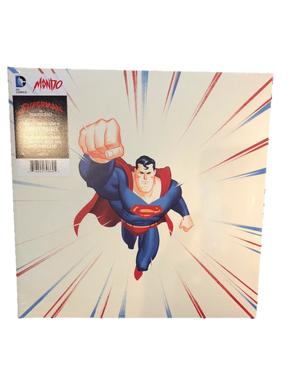 Superman: The Animated Series – Die-Cut Vinyl Single