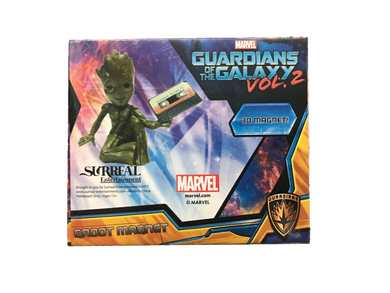 Guardians of the Galaxy Vol. 2 Groot 3D Magnet