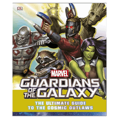 Guardians Of the Galaxy - Ultimate Guide To The Cosmic Outlaws Hardcover