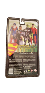 DC Direct Superman: New Krypton Series 1 Mon-El Figure