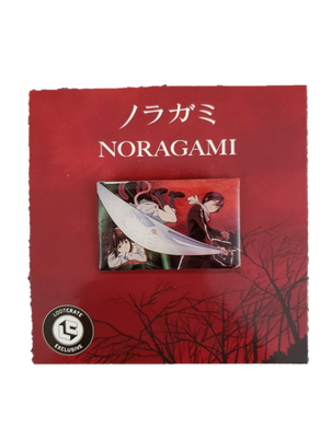 Loot Anime Exclusive Noragami Yato Pin