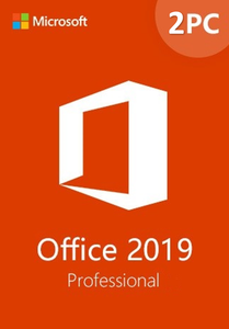 Microsoft Office 2019 Professional For 1 PC's Free U.S. Tech Support