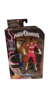 Power Rangers In Space Legacy Pink Ranger Figure