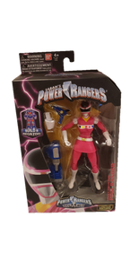 Power Rangers In Space Legacy Pink Ranger Figure - Kal-Electibles