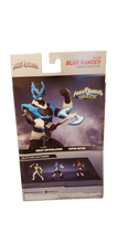 Load image into Gallery viewer, Power Rangers In Space Legacy Psycho Blue Ranger Figure - Kal-Electibles