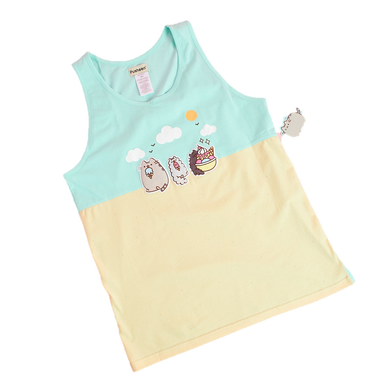 SUMMER Pusheen Box Exclusive Womens Tanks Top